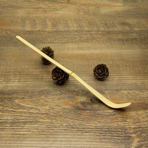 bamboo matcha scoop