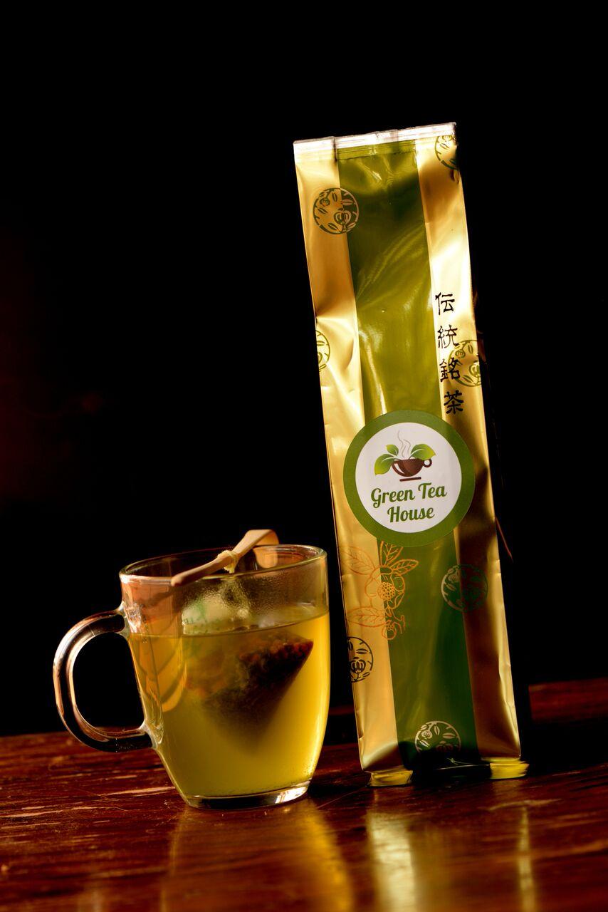 genmaicha tea bag