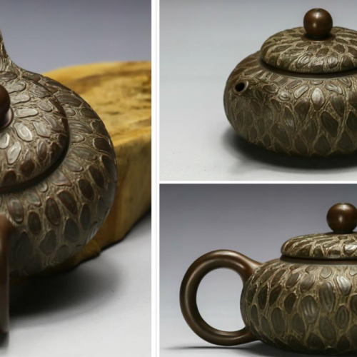 stylish tea pot