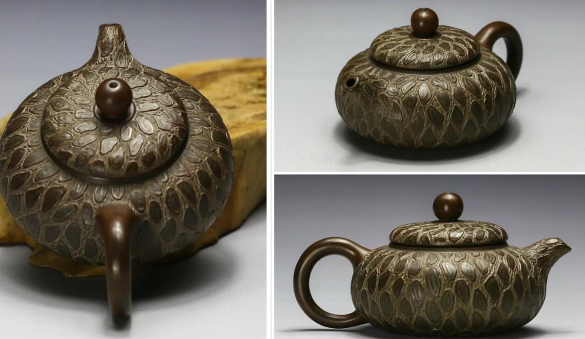 stylish tea pot